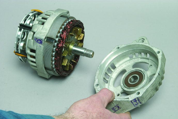 Фото №9 - как отремонтировать генератор на ВАЗ 2110