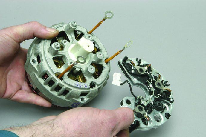 Фото №40 - генератор ВАЗ 2110 ремонт своими руками