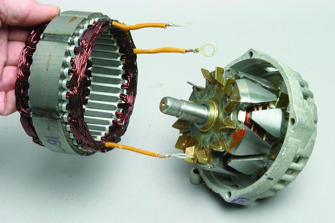 Автогенератор ремонт своими руками фото