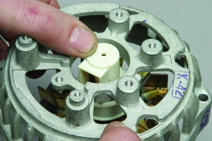 Фото №24 - генератор ВАЗ 2110 ремонт своими руками