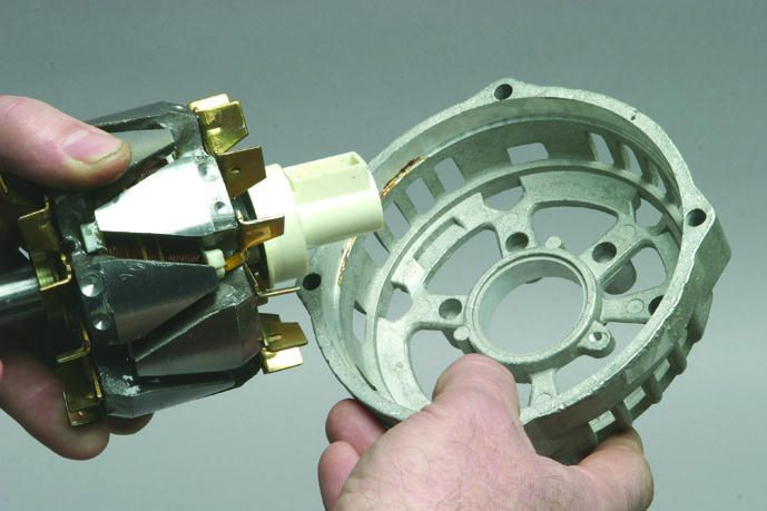 Фото №7 - как отремонтировать генератор на ВАЗ 2110