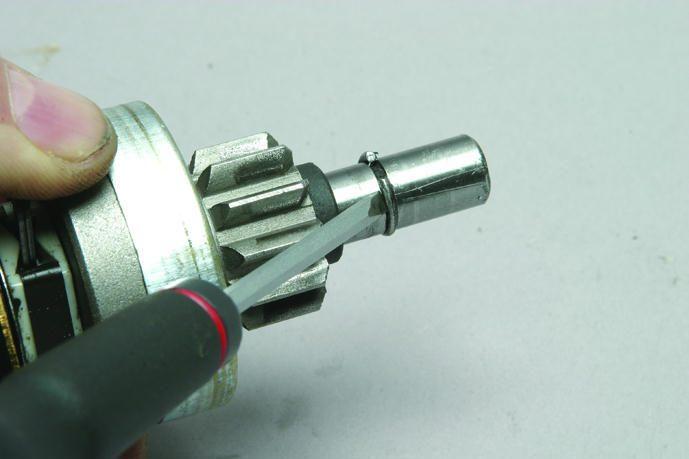 Фото №4 - ВАЗ 2110 как разобрать стартер
