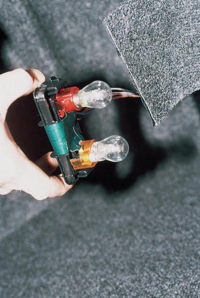 Замена фонаря габаритного и противотуманного света Ваз 2110, Ваз 2111, Ваз 2112, Лада Десятка.