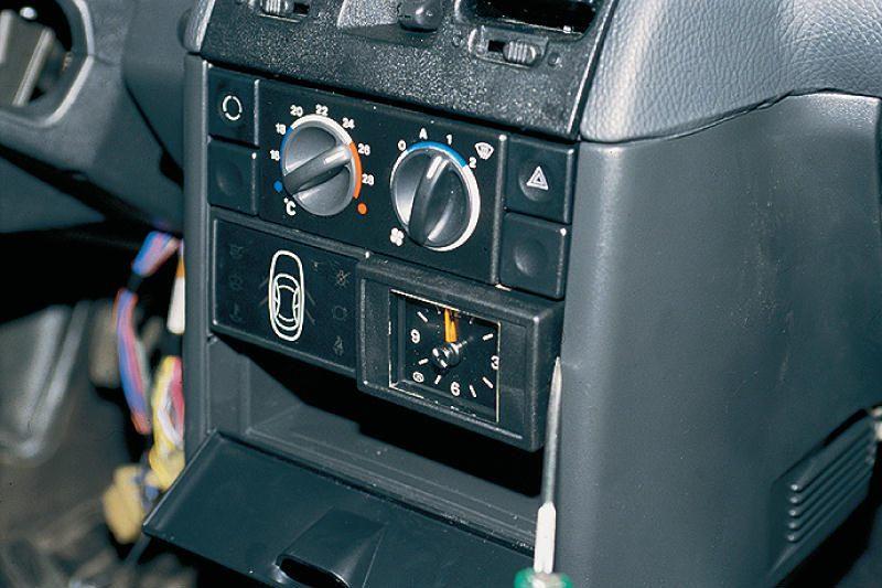 схема блок бортовой системы контроля ваз 2110 электро
