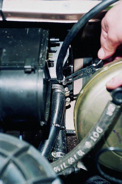Замена радиатора печки ваз 2110.