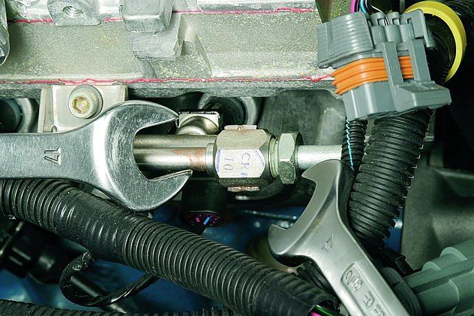 Электрическая схема подключения инжектора к жигулям.