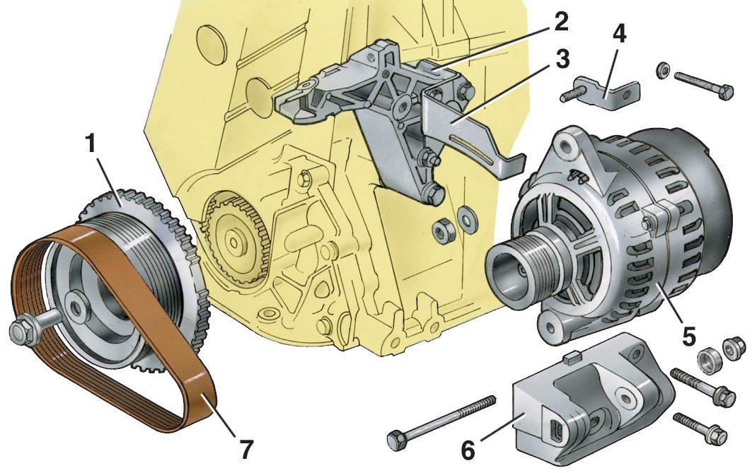 БУ Тормозная система для Фольксваген Пассат Б3