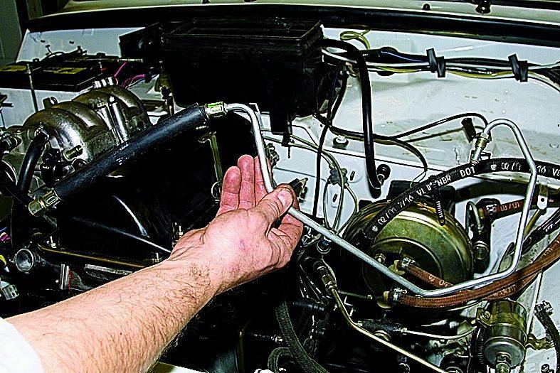 Электронные системы впрыска автомобильных двигателей. элементы системы...