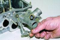 Снятие и установка головки блока цилиндров инжекторного двигателя Нива 2121, Ваз 2131, Лада 4х4.
