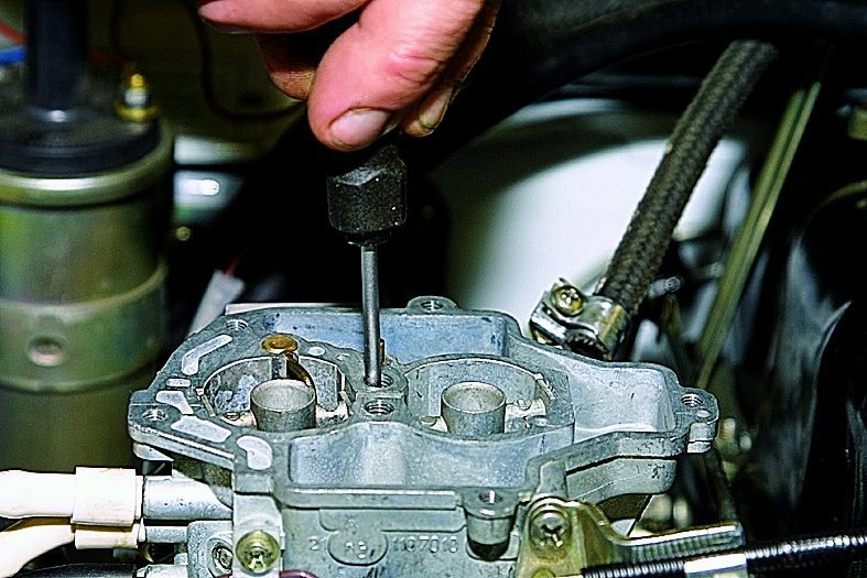 Ваз 21213 ремонт карбюратора