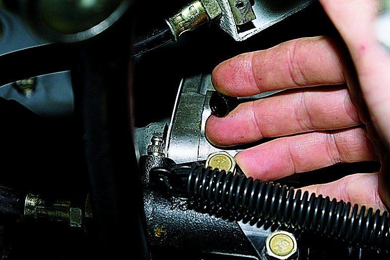 Шланг тормозной промежуточный ГАЗ-3307 (ГАЗ-66 передний.