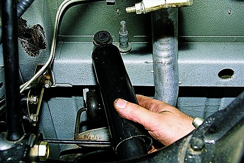 Фото №28 - стук в задней подвеске ВАЗ 2110