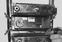 Замена переключателя режимов работы электровентилятора отопителя