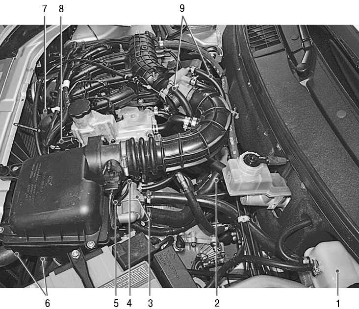 26 Система охлаждения ВАЗ-2170 Приора Priora 3 ОСОБЕННОСТИ КОНСТРУКЦИИ Система охлаждения двигателя жидкостная (с...
