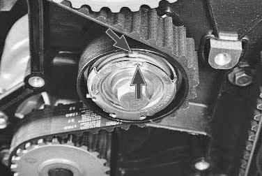 Замена ремня привода ГРМ (газорасп…