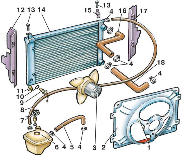 Киа спортейдж схема двигателя фото 120