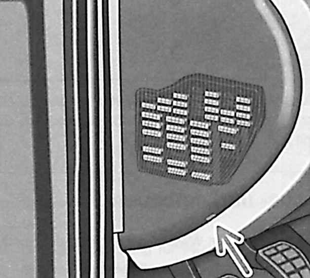 Схема панели приборов газ фото 180