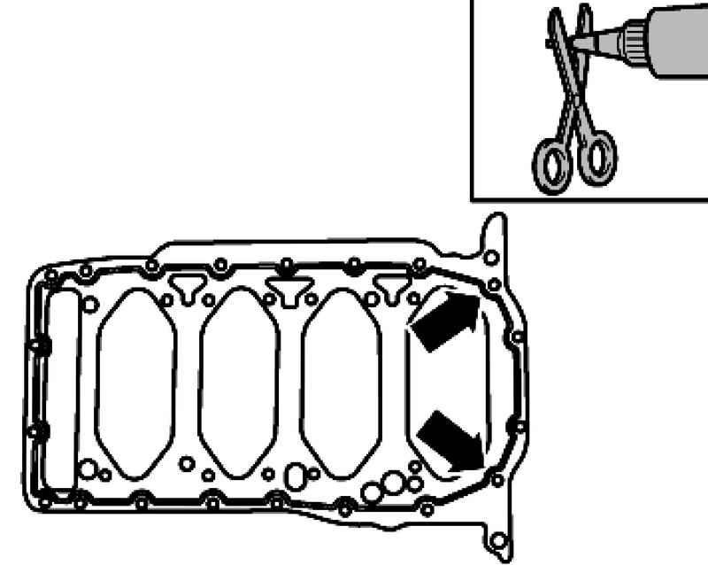 схема балансирных валов фольксваген пассат б6