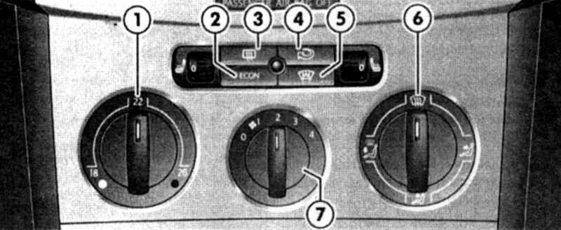 как устроена система отопления фольксваген пассат б6